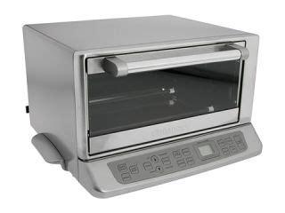 Cuisinart Tob 195 Exact Heat Toaster Oven Broiler Toastmaster Convection Broiler Toaster Oven Dehydrator On