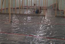 moisture barrier for basement floor things to consider when refinishing your basement