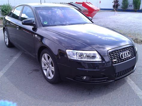 Audi A6 S Line Sto Stange by Audi A6 4f S Line Sto 223 Stange Frontsto 223 Stange Grill