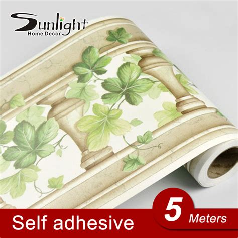 self adhesive wallpaper borders self adhesive wallpaper border gallery