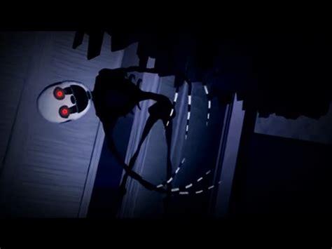 [fnaf sfm] nightmare marionette jumpscare youtube