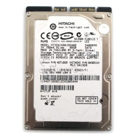 80gb Drive Laptop by Hdd Laptop 80gb