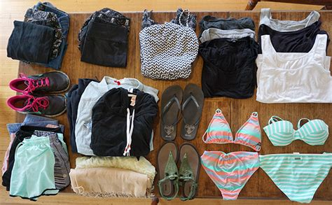 Tips On Packing For A Hiking Trip by Packing List For Southeast Asia Don T Forget To Move