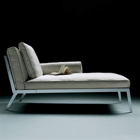 modern indoor chaise lounge flexform happy chaise longue modern indoor chaise