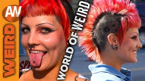 head tattoo world of weird youtube