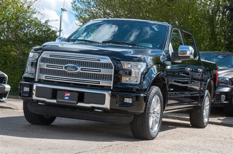 Ford Ecoboost F150 by New 2016 Ford F 150 Platinum Supercrew Ecoboost