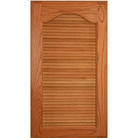 louvered cabinet door panels door inserts 36 quot wood kitchen cabinet louver panel door