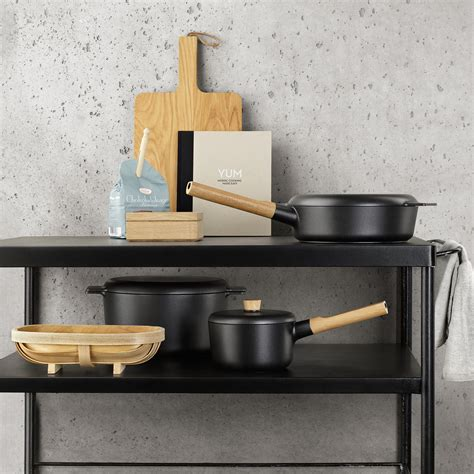 nordic kitchen nordic kitchen saucepan by eva solo