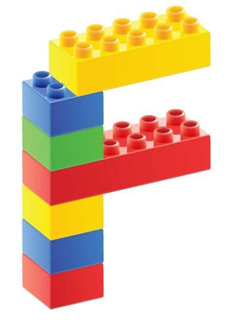 Lego F alfabeto de bloques f abeced 225 infantil