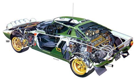 car section cross section car art gallery ebaum s world