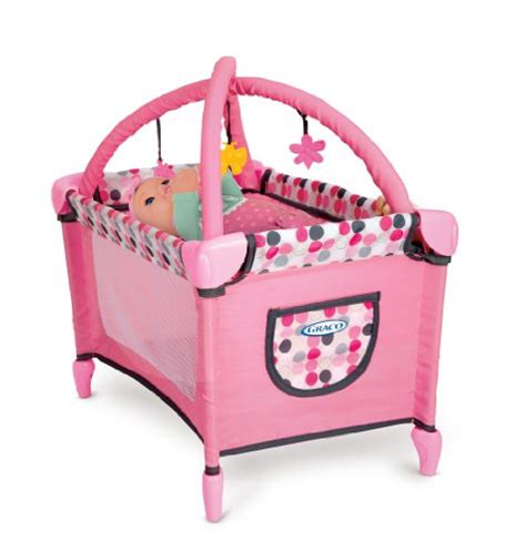 Graco Doll Crib by Deluxe Playard Baby Doll Cribs
