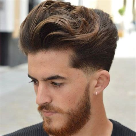 low fade round face medium length hairstyles for men 2018 low fade haircut