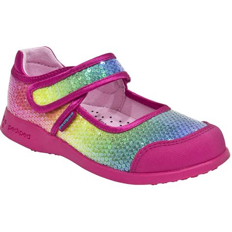 flex 174 rainbow pediped footwear comfortable shoes