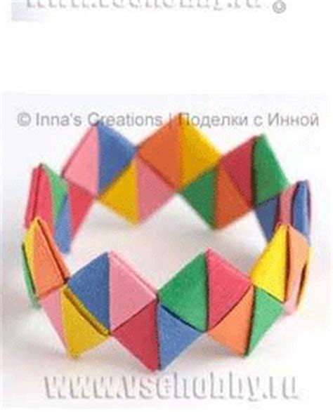 How To Fold Things Out Of Paper - how to make pulseras origami paper origami guide