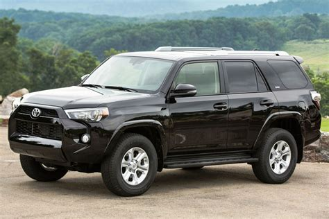 New 2016 Toyota Suv Prices MSRP   Cnynewcars.com