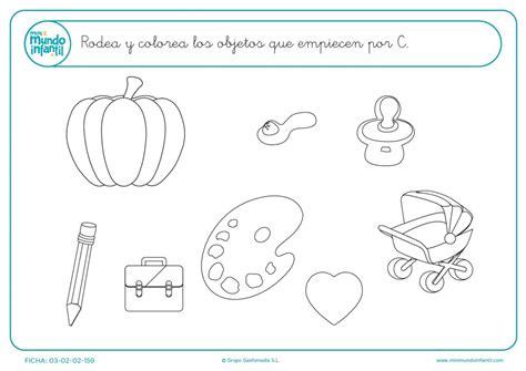 dibujos para colorear que empiecen con la letra b imagui imagenes que empiecen por la letra c colorear las cosas