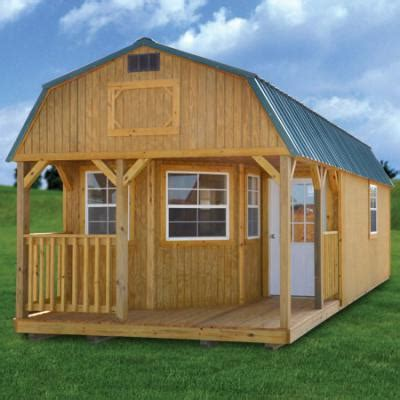 rent to own treated deluxe lofted barn cabin