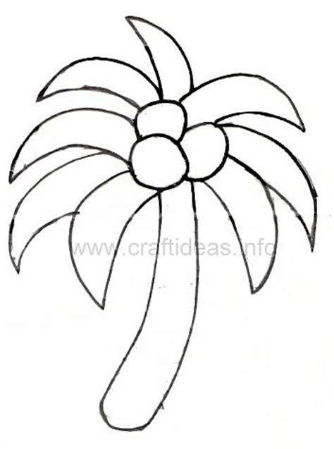 A Palmate Pattern 171 Free Knitting Patterns Palm Tree Template