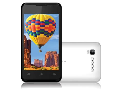 Alcatel Smartphone 3555 by Intex Launches Budget Aqua 3g Smartphone With Dual