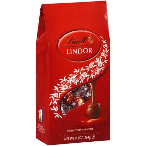 lindt milk chocolate truffles walmart