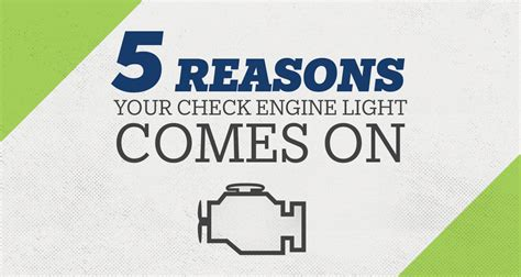 reasons engine light comes on 5 reasons your check engine light comes on j tech cdl