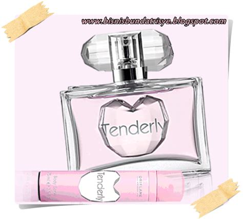 Parfum Oriflame Tenderly bisnis bunda trisye tenderly by oriflame