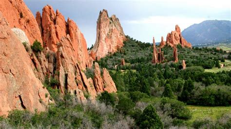 Garden Of The Gods Festival Colorado Landmarks Colorado Nature Colorado