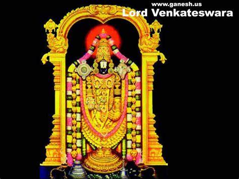 desktop wallpaper venkateswara swamy lord venkateswara tirupati balaji hd wallpapers for pc