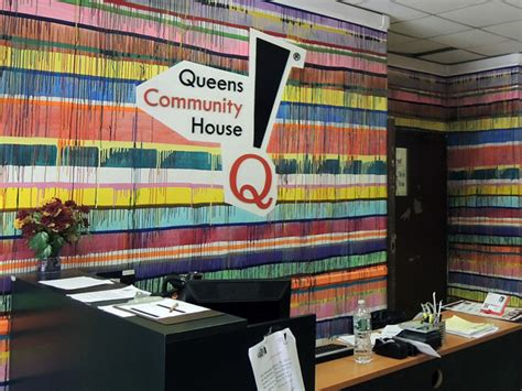 queens community house gallery art connects new york