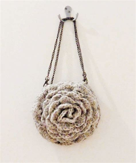 crochet rose bag pattern 17 best images about crochet small bags purses and phone