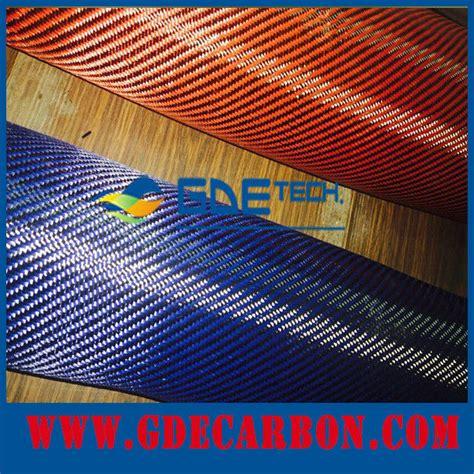 colored carbon fiber colored carbon fiber fabric 3k carbon fiber fabric twill