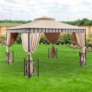 Umbrella Gazebo by Replacement Canopy For Belcourt Gazebo Riplock 350