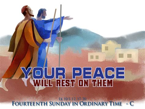 Luke 1 12 The Kingdom Has Come holy spirit catholic church valley
