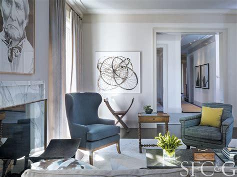 Interior Designer Elizabeth Martin Designs A Family Interior Design San Francisco