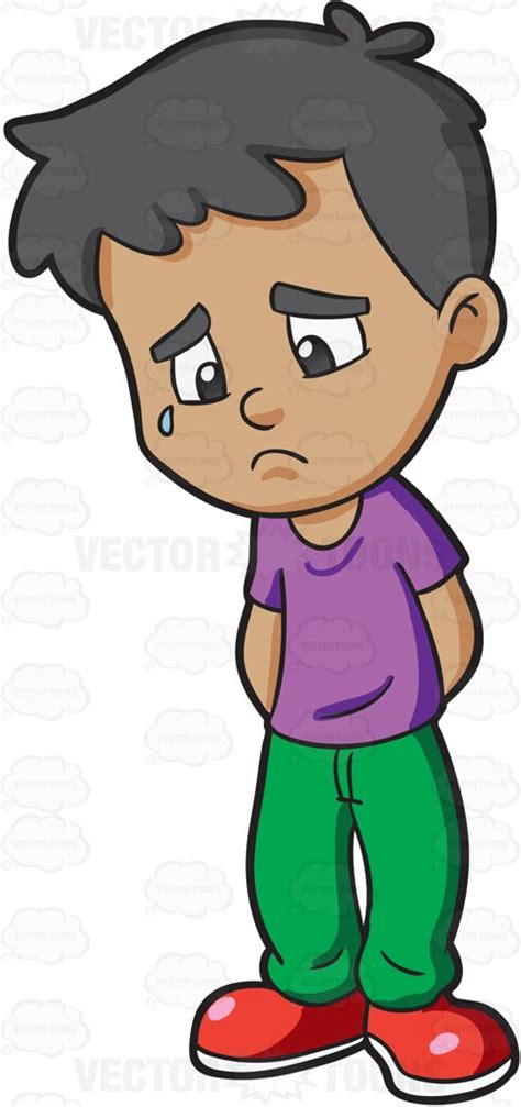 Boy feeling gloomy and sad sad boy clip art 482 1024 jpeg