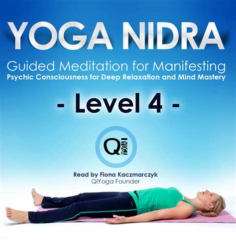 guiding nidra the of conscious relaxation teaching maha books fertility meditation box set downloadable mp3