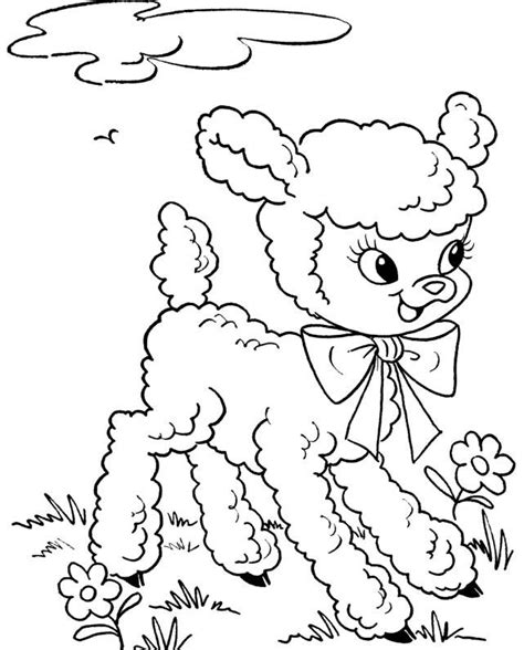 free coloring pages for easter printables easter bunny pictures to color