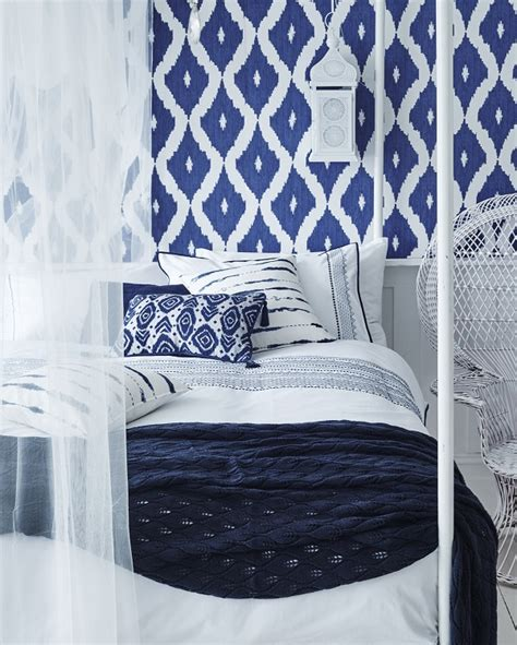 white and blue bedroom a blue and white bedroom scheme dear designer