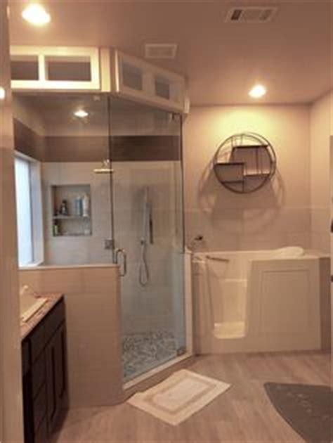 pentagon bathrooms pentagonal shower door with extra shelves and towel rails