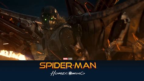 spider man film villain 2017 spider man homecoming 2017 movie desktop wallpapers