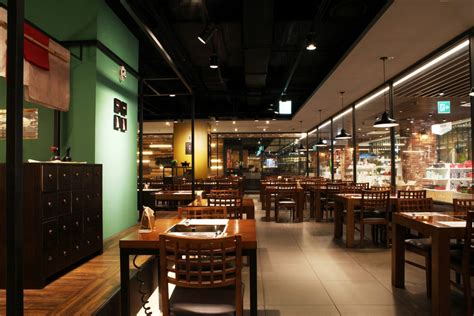 Korean Cafe Interior by Korean Restaurant Interior Www Imgkid The Image