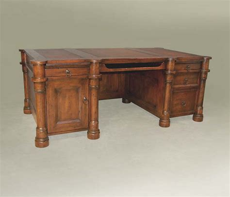 Western Office Furniture by Granada Large Executive Desk Western Office Furniture