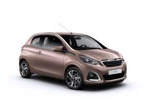 Www Peugeot Peugeot 108 Lands In Geneva Shows Interior For The