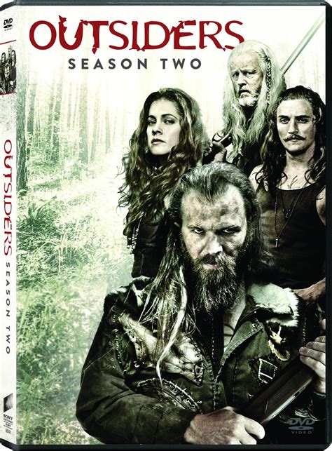 outsiders tv show season 2 outsiders dvd release date