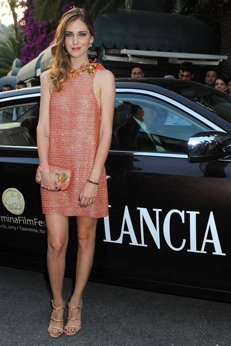 Heels Chiara chiara ferragni strappy sandals shoes lookbook stylebistro