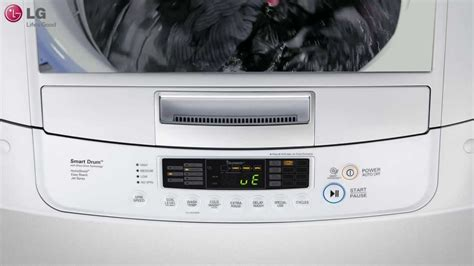 lg top load washer understanding error codes