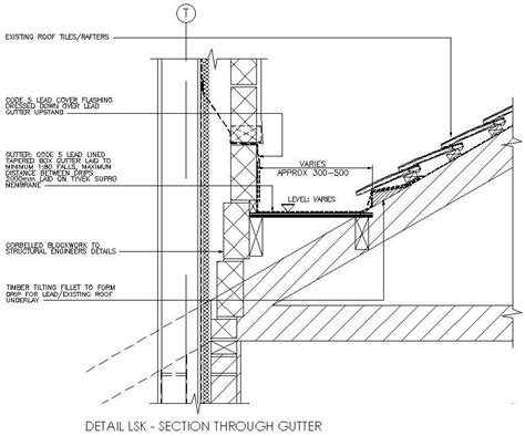 tile roof parapet monopitch roof with parapet wall diynot forums
