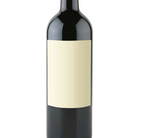 blank wine label template computers thriftyfun