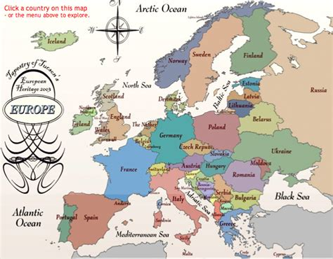 interactive map of europe interactive map of europe