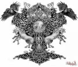yggdrasil the norse tree of life tattoodo com